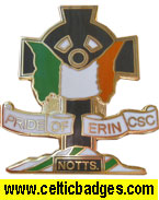 Nottingham Pride of Erin CSC - No 1045