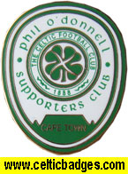 Phil O'Donnell CSC  Cape Town - No 1059