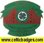 Brothers Across the Ocean San Francisco CSC - No 1115