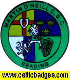 Martin O'Neill CSC Reading - No 1159