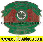 Brothers Across the Ocean San Francisco CSC - No 1297