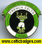 French Celts CSC - Champions 2005-06