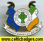 Banknock Gordon CSC - No 685