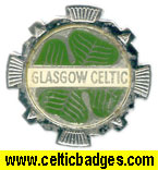 Thanks to Paul McGouran for this old badge
