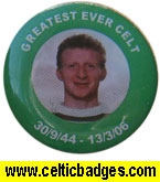 Greatest Ever Celt Jimmy Johnstone
