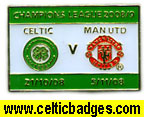 Celtic v Man Utd