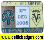Celtic v Villarreal