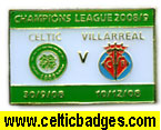 Villarreal v Celtic