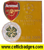 Arsenel v Celtic