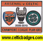 Celtic v Arsenal