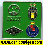 2001 Champions League - Group badge