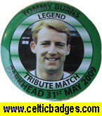 Tommy Burns Charity Match