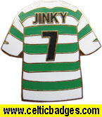 Jimmy Johnstone - Jinky 7