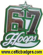2008 issue street vendor badge